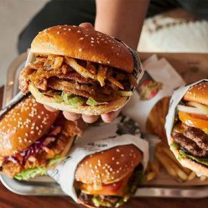 Inlander Burger, Burger Recommended Enak di Malang