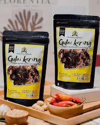 Paket Catering Aqiqah Murah di Malang - Gulai Kering