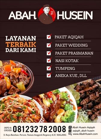 Catering Aqiqah Malang