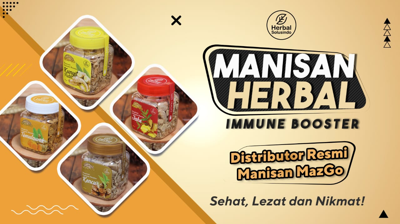 Distributor Herbal Solusindo