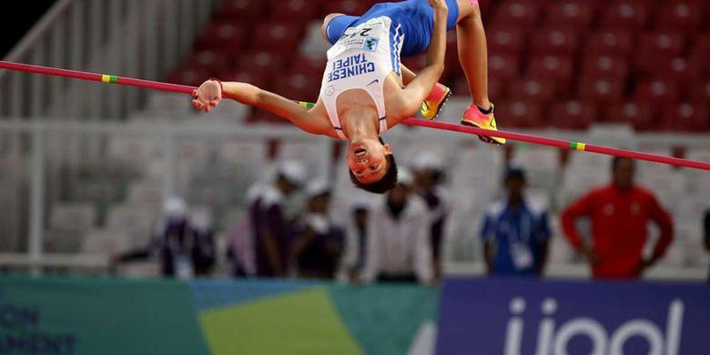 Lompat Tinggi Buat Lebih Rendah
