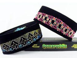 Songkok-Lukis-Unik-Khas-Pesantren-Qomaruddin-Gresik OPOP One Pesantren One Product